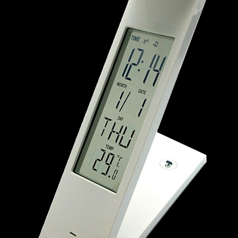 faltbare klappbare led tischleuchte mit touch dimmer akku schreibtischlampe ebay. Black Bedroom Furniture Sets. Home Design Ideas