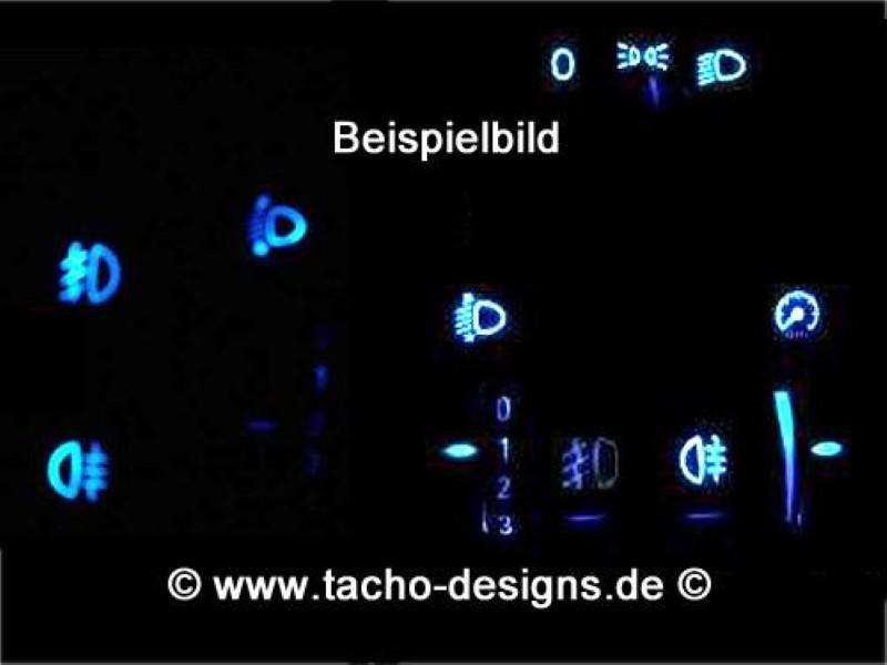 Blaue Schalter Corsa/Combo C Meriva Tigra Twintop