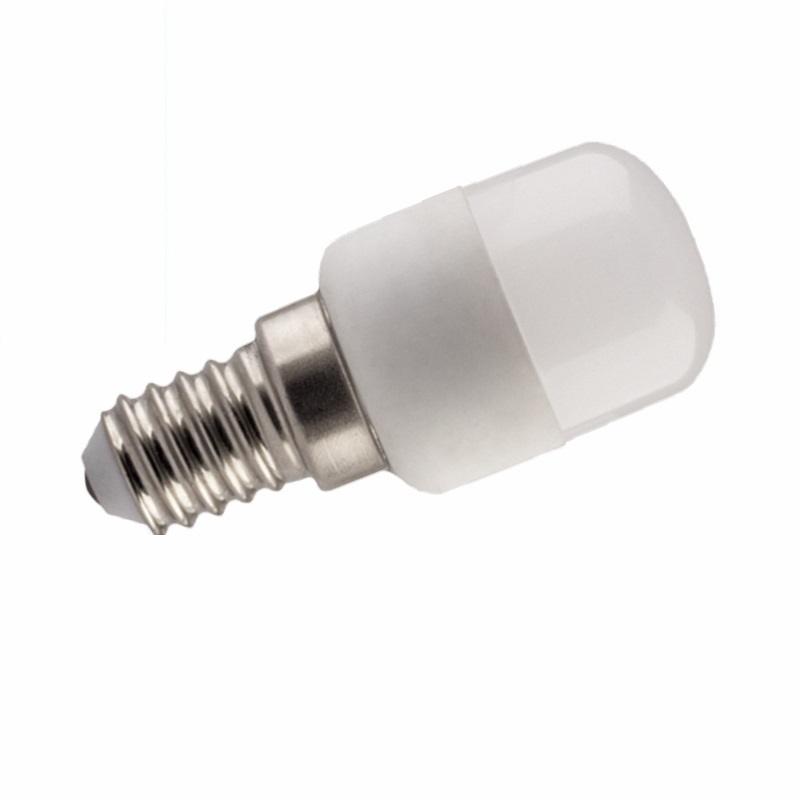E14 LED Kühlschranklampe / Leuchtmittel T26 - 3W - 245Lm - warm-weiß (3000K)