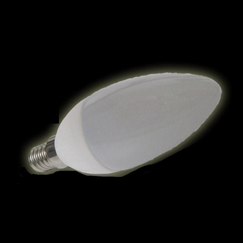 E14 LED Kerze / Kerzenleuchte – 4W – 330Lm - warm-weiß (3000k)