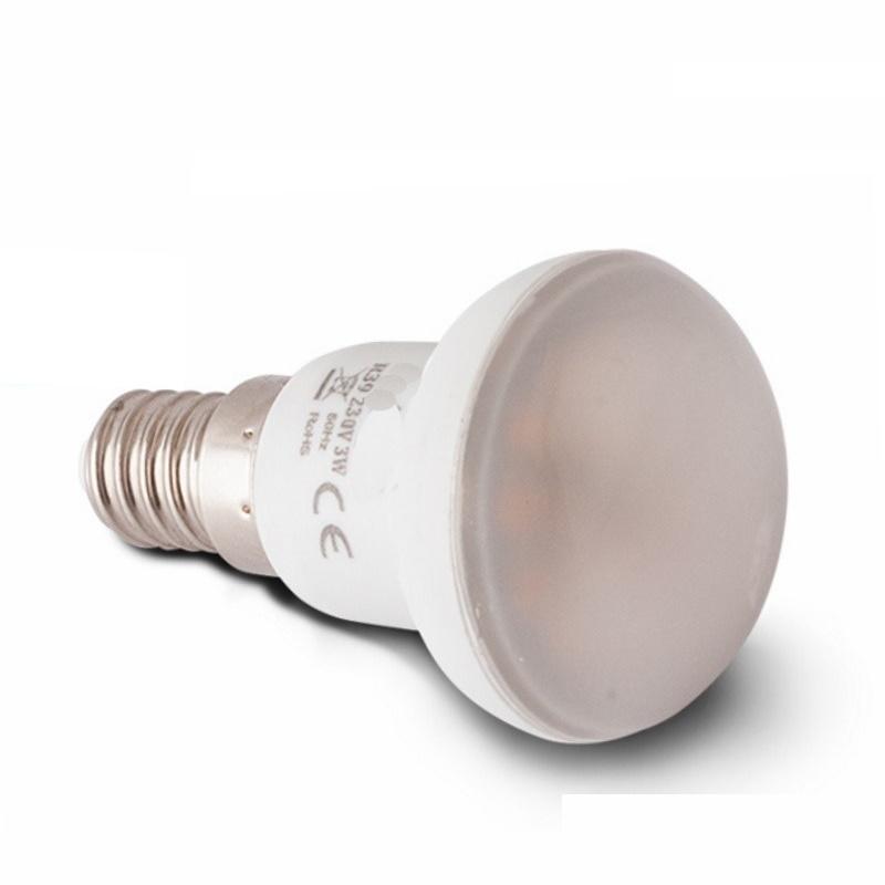 E14 LED Parabel Spot (R39) 18x LED - 3W - 240Lm – warm-weiß (3000K)