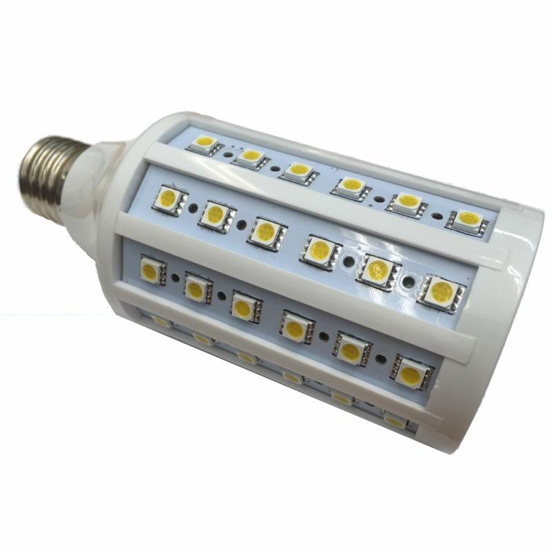 E27 LED Corn Leuchte Leuchtmittel 72x SMD Leds 10W 860Lm warm weiß (3000k)