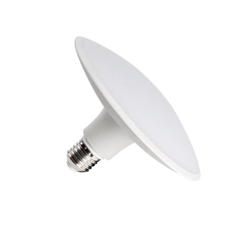 E27 LED Strahler / Spot UFO 1650Lm 20W 230V warm weiß (3000K)