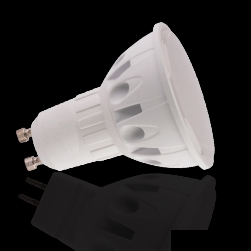 GU10 LED Strahler/Spot 120° - 5W - 360Lm - 230V - warm-weiß (3000K)