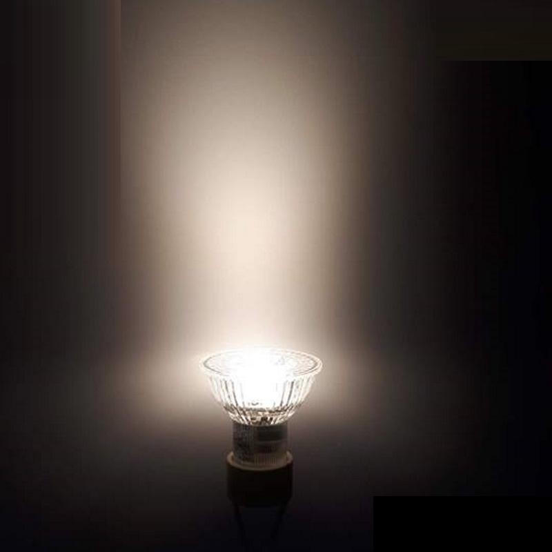 GU10 LED Retro Spot/Strahler 36° Abstrahlwinkel 280Lm - 3,3W - warm-weiß (2700K)