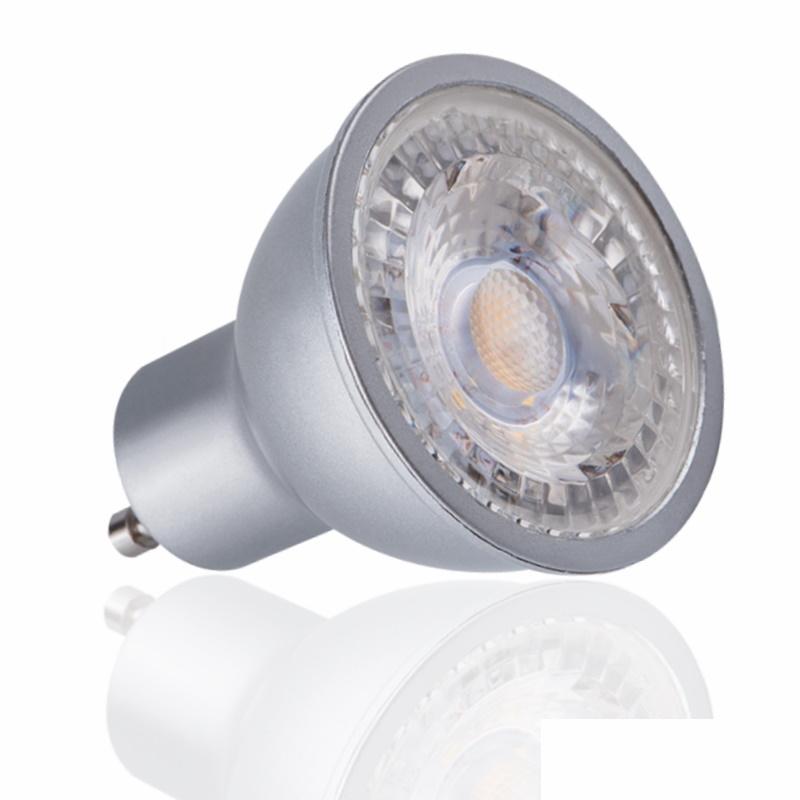 GU10 LED Strahler/Spot - 7W - 530Lm - 120° - warm-weiß (2700K)