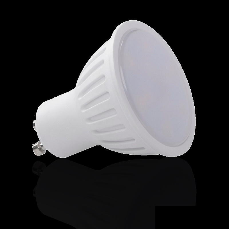 GU10 LED Strahler/Spot 1,2W 90Lm 120° kalt weiß (5300K) 230V