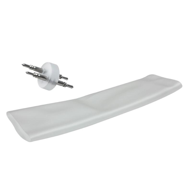 Verbindungsstecker / Stecker für LED-Lichtschläuche zum verbinden