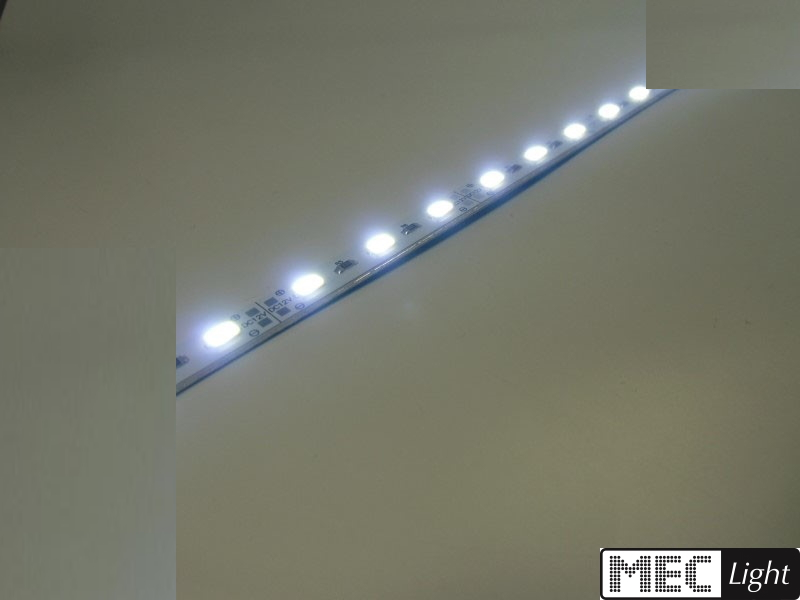 (35,9€/m) 50cm LED Leiste 30x 5630 SMDs - 12V/DC - 950Lm - weiß Stripes