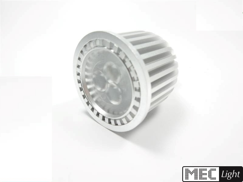 MR16/GU5.3 CREE-LED Spot - 40° - 7W - 400Lm - warm-weiß (2600-2800K)