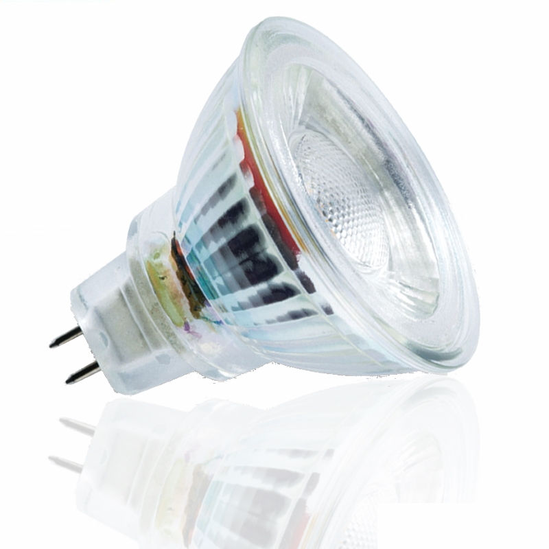 MR16/GU5.3 LED Strahler/Spot 36° 3W 273Lm 12V neutral weiß (4500K)