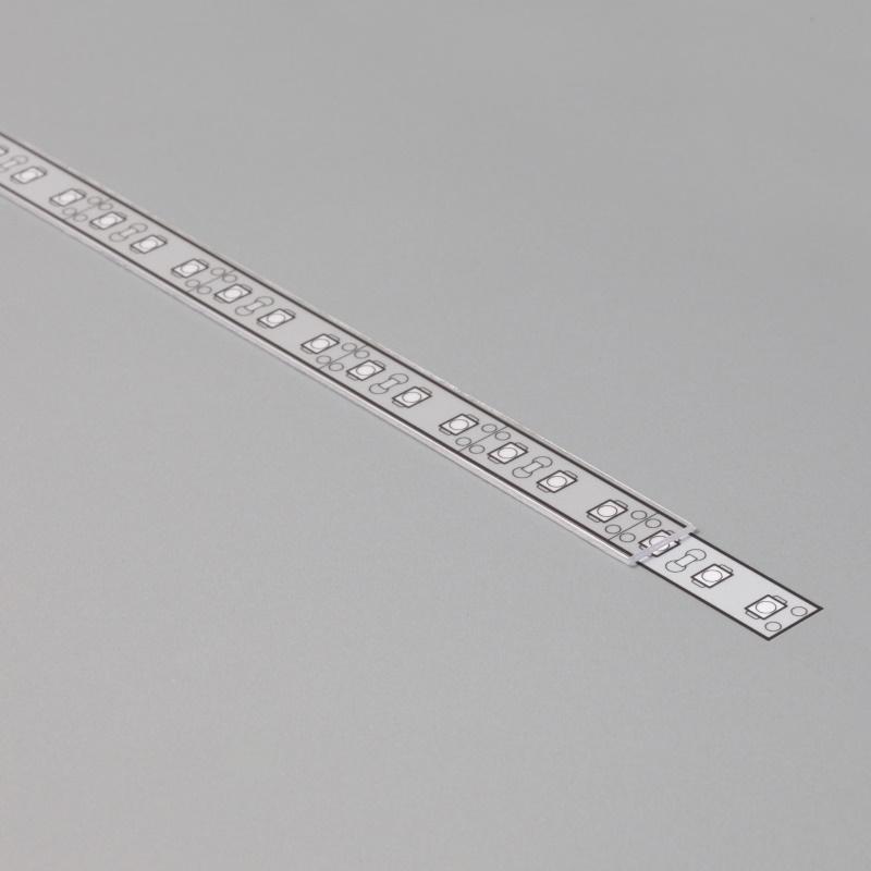 1m Schiebe-Abdeckung A für unsere ALU-Profile in klar / durchsichtig