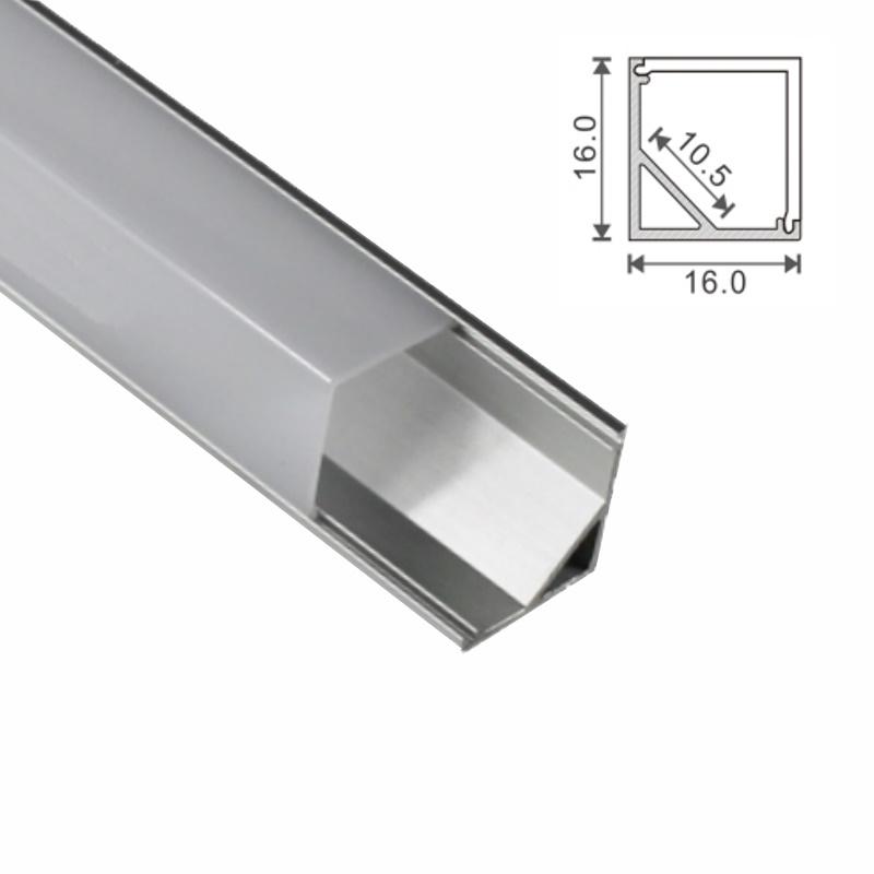 1m ALU Profil /Leiste /Schiene