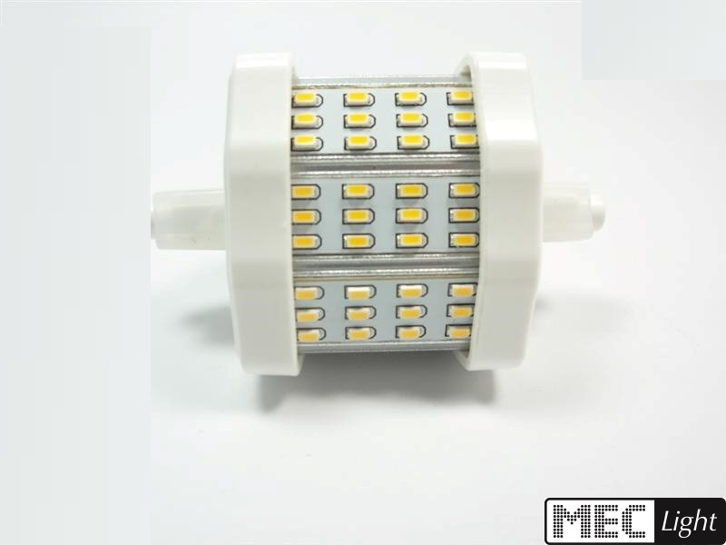 R7s LED Stab-Leuchte - 36x SMD LEDs -78mm- 5W - 300Lm - warm-weiß