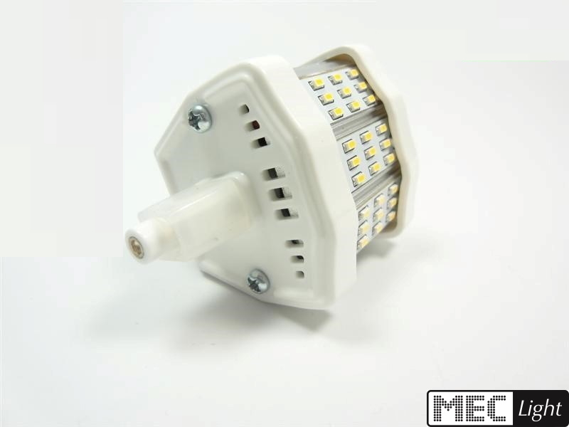 R7s LED Stab-Leuchte - 36x SMD LEDs -78mm- 5W - 330Lm - pure-weiß (4500k)