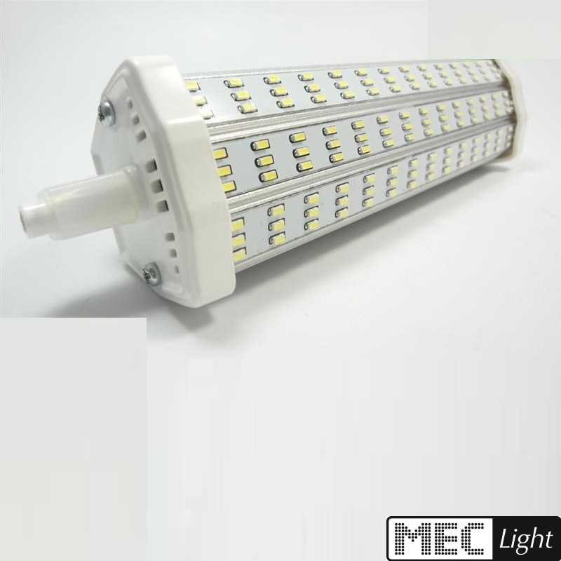 R7s LED Stab-Leuchte - 126x SMD LEDs -189mm- 13W - 1000Lm - warm-weiß
