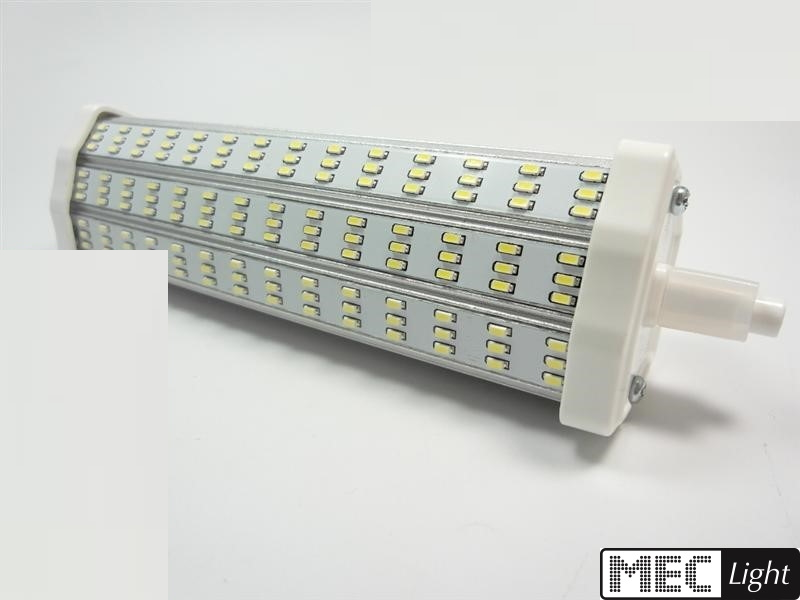 R7s LED Stab-Leuchte - 126x SMD LEDs -189mm- 13W - 1100Lm - pure-weiß