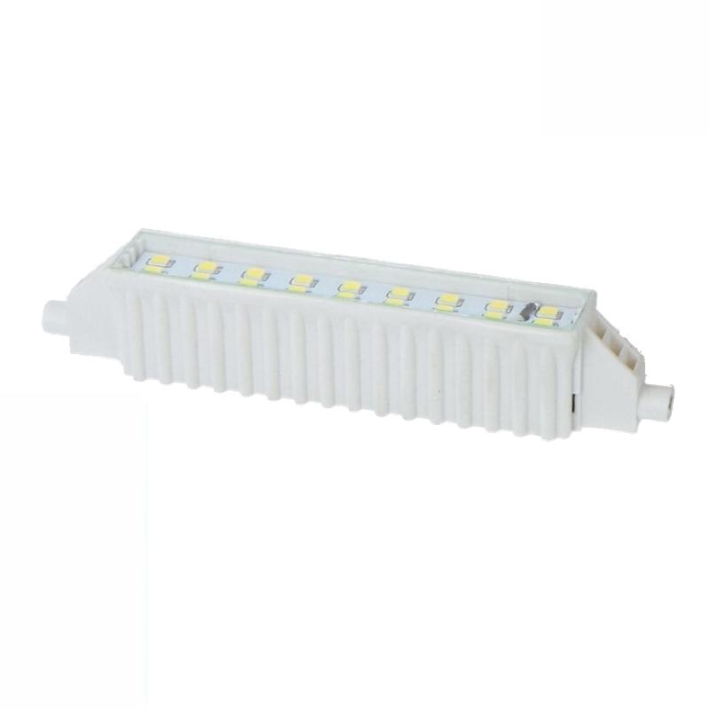 R7s LED Stableuchte 118mm 230V - 6W - 500Lm - kalt-weiß (6500K)