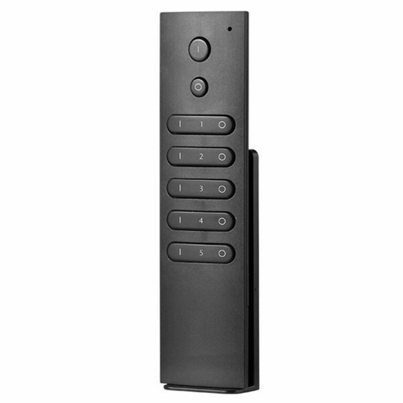 ZigBee 5-Kanal Fernbedienung/Dimmer/Schalter 5-Kanal (ML-ZG2018K12-DIM-Z5) LED