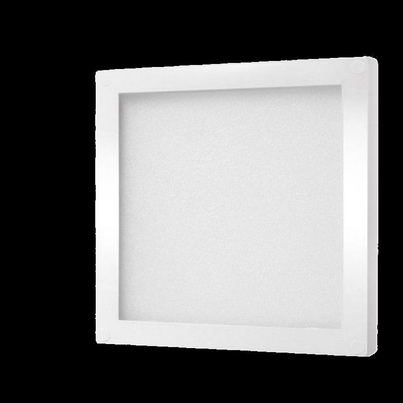 LED AUFBAU Möbel-/Unterbauleuchte FOTON -weiß- neutral-weiß (4000k) 12V/3W