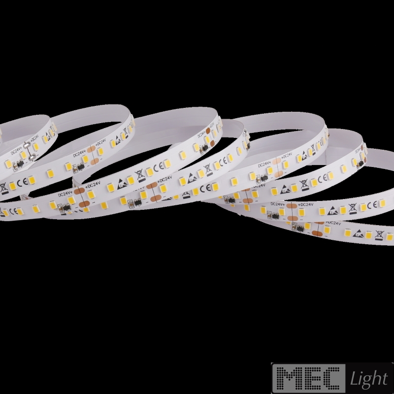 1m LED Streifen 112x SMD2835/m 2000Lm 24V 10W/m Ra=80 neutral-weiß (4000K) IP66