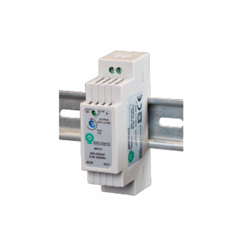 Hutschienen LED Trafo - SMD Netzteil 24V/DC - 15W - 0,63A (DIN15W24)