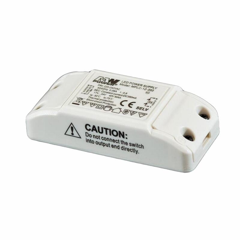 LED Netzteil - LED Trafo 12V DC 700mA Konstantstrom 9~17V (MPLC-12-700) MM
