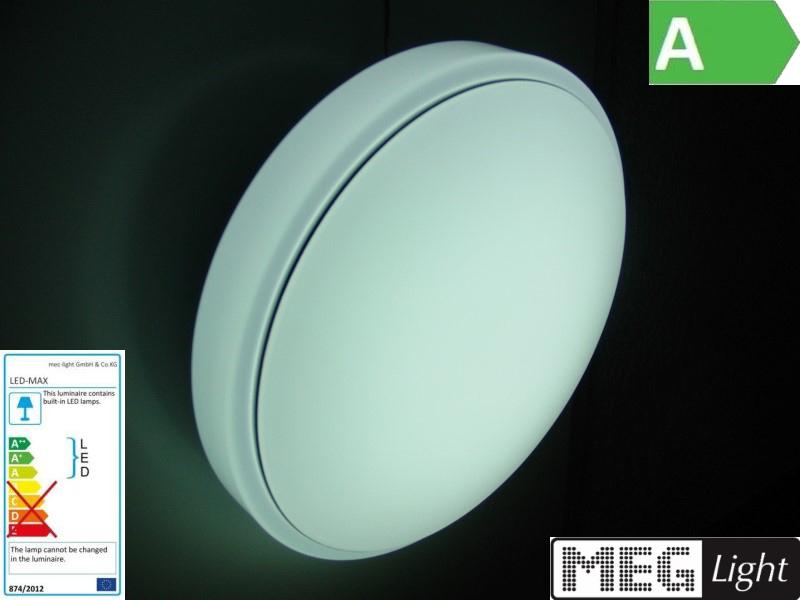 led einbau deckenleuchte lampe in wei 18w downlight 270 smd leds ebay. Black Bedroom Furniture Sets. Home Design Ideas