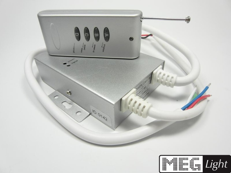 dmx512 controller dmx steuereung zum steuern rgb led beleuchtung 12v dc ebay. Black Bedroom Furniture Sets. Home Design Ideas
