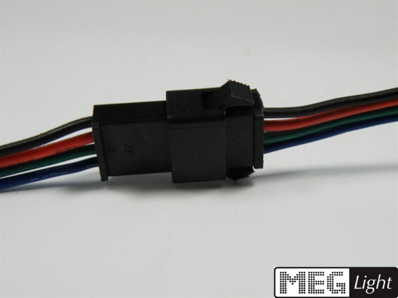 RGB Kabel 1m mit Plug & Play Stecksystem