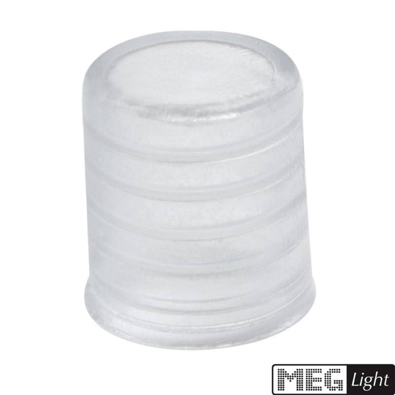 2 Stück Abschlusskappen für LED Lichtschläuche